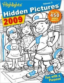 Highlights Hidden Pictures 2009 #3