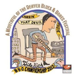 A Mouthful of the Denver Blues & Bones Festival: The Official Cookbook of the Denver Blues & Bones