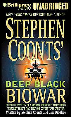 Biowar (Deep Black Series #2)