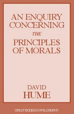 An Enquiry Concerning the Principles of Morals (Great Books in Philosophy Series)