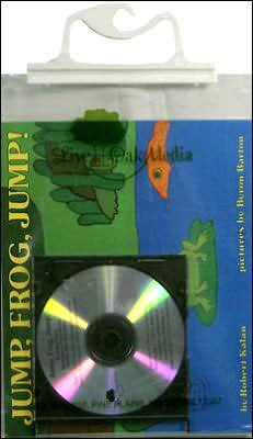 Jump, Frog, Jump with CD [With Paperback Book]