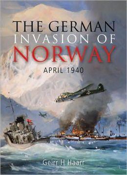 German Invasion of Norway, April 1940