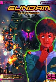 Gundam: The Origin, Volume 3
