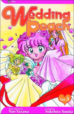 Wedding Peach, Volume 3