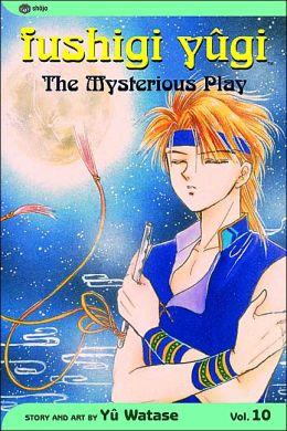 Fushigi Yugi, Volume 10: Enemy