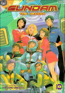 Gundam: The Origin, Volume 10