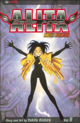 Battle Angel Alita, Volume 9: Angel's Ascension