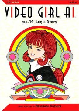 Video Girl Ai: Len's Story, Volume 14