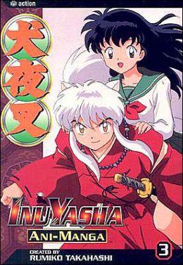 Inuyasha Ani-Manga, Volume 3