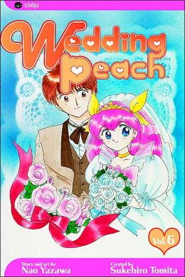 Wedding Peach, Volume 6