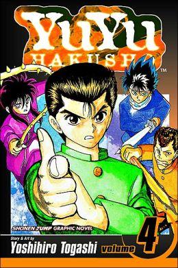 YuYu Hakusho, Volume 4