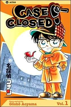 Case Closed, Volume 1