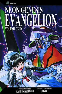 Neon Genesis Evangelion, Volume 2