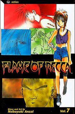 Flame of Recca, Volume 7