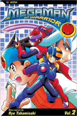 Megaman NT Warrior, Volume 2