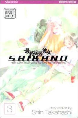 Saikano, Volume 3