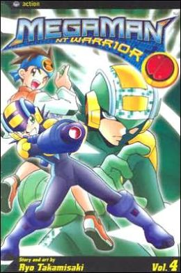Megaman NT Warrior, Volume 4