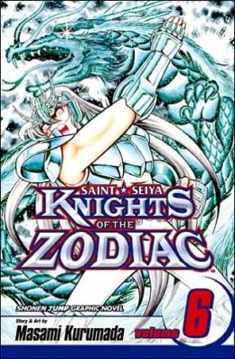 Knights of the Zodiac (Saint Seiya), Volume 6