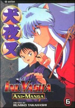 Inuyasha Ani-Manga, Volume 6