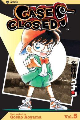 Case Closed, Volume 5