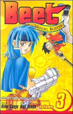 Beet the Vandel Buster, Volume 3