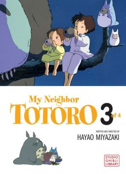 My Neighbor Totoro, Volume 3: Film Comic