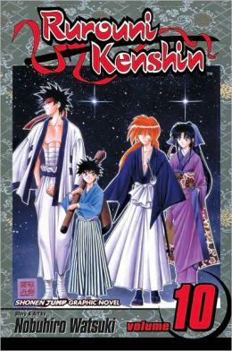 Rurouni Kenshin, Volume 10