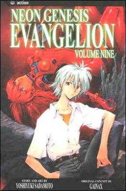 Neon Genesis Evangelion, Volume 9