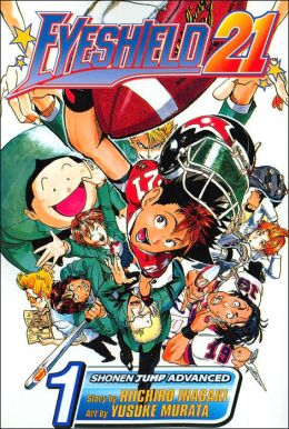 Eyeshield 21, Volume 1