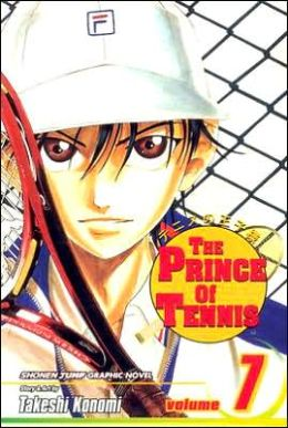 The Prince of Tennis, Volume 7