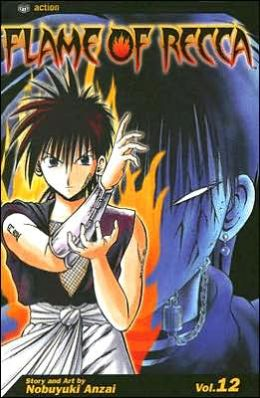 Flame of Recca, Volume 12