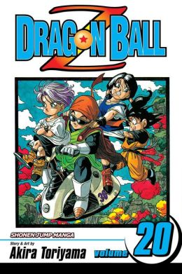Dragon Ball Z, Volume 20