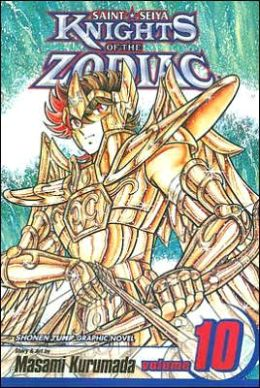 Knights of the Zodiac (Saint Seiya), Volume 10