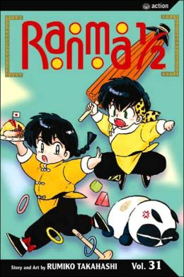 Ranma 1/2, Volume 31: Of Mushrooms and Boys