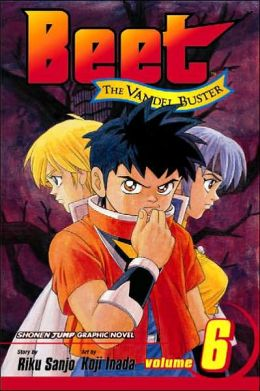 Beet the Vandel Buster, Volume 6