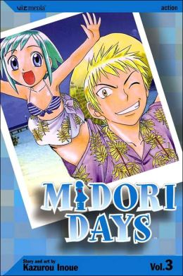 Midori Days, Volume 3