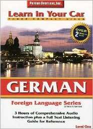 Learn in Your Car German: Level One