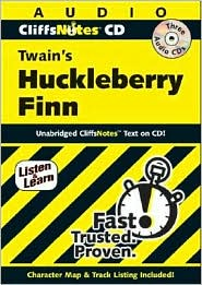 CliffsNotes on Twain's Huckleberry Finn