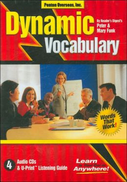 Dynamic Vocabulary