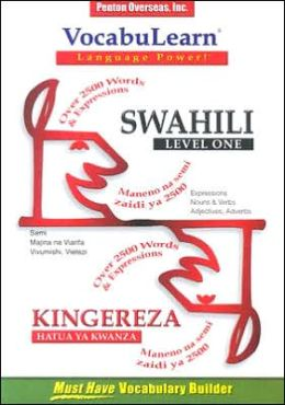 Vocabulearn: Swahili: Level 1