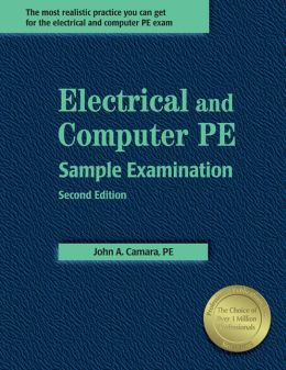 Electrical and Computer PE Sample Examination