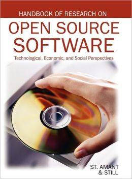 Handbook Of Research On Open Source Software