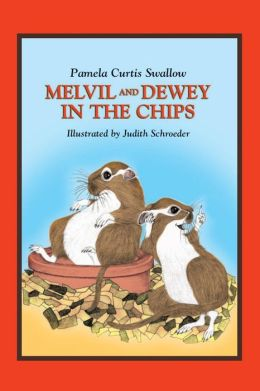 Melvil and Dewey in the Chips