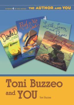 Toni Buzzeo and YOU