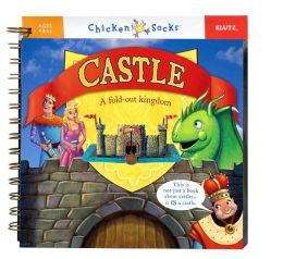 Castle: A Fold-Out Kingdom