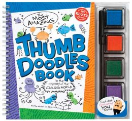 The Most Amazing Thumb Doodles In the History of the World