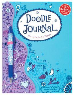 Doodle Journal: My Life in Scribbles