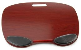 Ergonomic Lap Desk with Wrist Pads