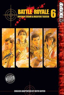 Battle Royale, Volume 6