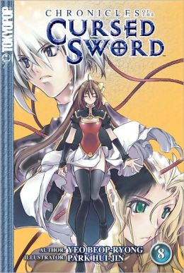 Chronicles of the Cursed Sword, Volume 8
